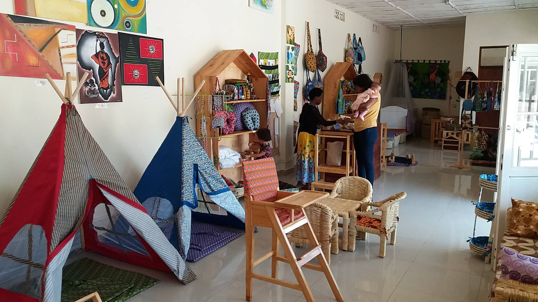 Toddle Care in Kigali -